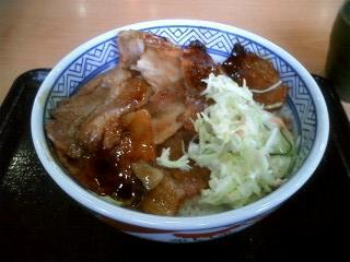 Yoshinoya_buta